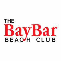 the bay bar beach club